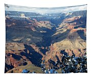 Majestic Grand Canyon Tapestry