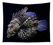 Majestic Lionfish Tapestry