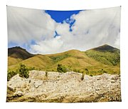 Majestic Rugged Australia Landscape  Tapestry