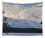 Majestic Storm Clouds  Tapestry