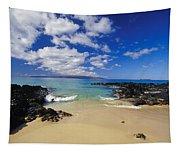 Makena, Secret Beach Tapestry