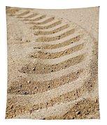 Making Tracks Tapestry