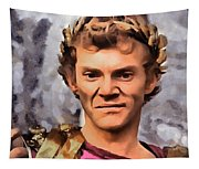 Malcolm Mcdowell Tapestry