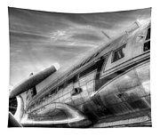 Malev Airlines Ilyushin Il-14 Tapestry