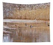 Mallards Tapestry