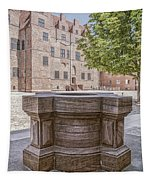 Malmohus Castle Courtyard Tapestry