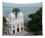 Mam Salvador Da Bahia - Brazil Tapestry