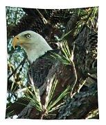 Mama Eagle  Tapestry