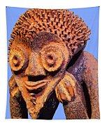 Mambila Figure Tapestry