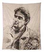 Man 5 Tapestry