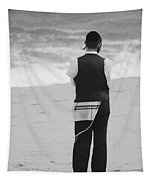 Man And The Sea Tapestry