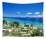 Mana Island Tapestry