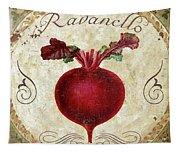 Mangia Radish Tapestry