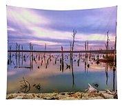 Manasquan Sunrise Tapestry