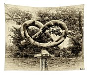 Manayunks Pretzel Park Tapestry