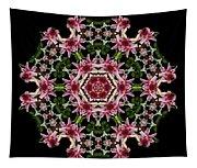 Mandala Monadala  Lisa Tapestry