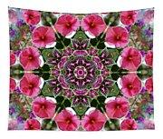 Mandala Pink Patron Tapestry
