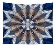 Mandala Sea Star Tapestry