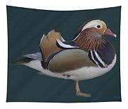 Mandarin Duck II Tapestry