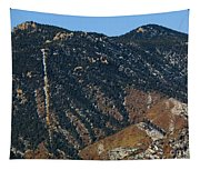 Manitou Incline Photographed From Red Rock Canyon Tapestry