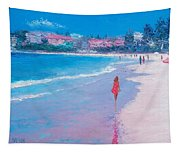 Manly Beach Tapestry