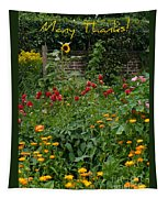 Many Thanks Card Tapestry