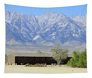 Manzanar A Blight On America 1 Tapestry