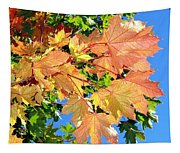 Maple Mania 1 Tapestry