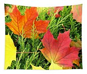 Maple Mania 5 Tapestry
