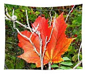 Maple Mania 6 Tapestry