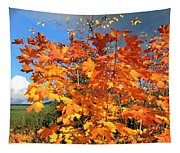 Maple Mania 8 Tapestry
