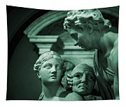 Marble Statue Catus 1 No. 2 H B Tapestry