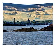 Marblehead Points To The Ocean Tapestry