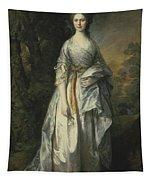 Maria Lady Eardley, 1766 Tapestry