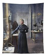 Marie Curie (1867-1934) Tapestry