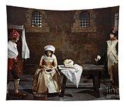 Marie Tussaud (1760-1850) Tapestry