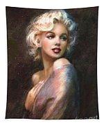 Marilyn Romantic Ww 1 Tapestry