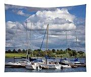Marina - Branched Oak Lake Tapestry