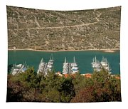 Marina In Cres Tapestry