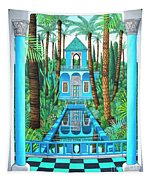 Marjorelle Reflections Tapestry