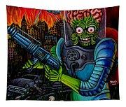 Mars Attacks 2 Tapestry