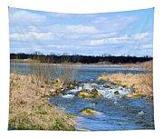 Marsh Spill Way Tapestry