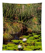 Marsh Waterlilies  Tapestry