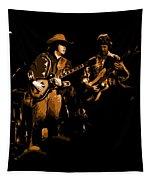 Marshall Tucker Winterland 1975 #17 Enhanced In Amber Tapestry