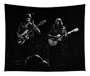 Marshall Tucker Winterland 1975 #36 Enhanced Bw Tapestry