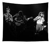 Marshall Tucker Winterland 1975 #37 Crop 2 Tapestry