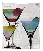 Martini Prism Tapestry