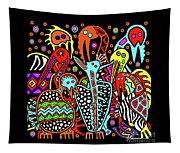 Maruvian Bird Gallery Tapestry