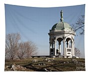 Maryland Monument At Antietam Tapestry