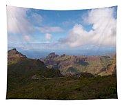 Masca Valley And Parque Rural De Teno Tapestry